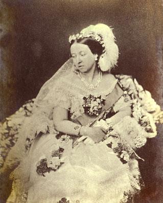 Celebrity Wedding Friday Queen Victoria
